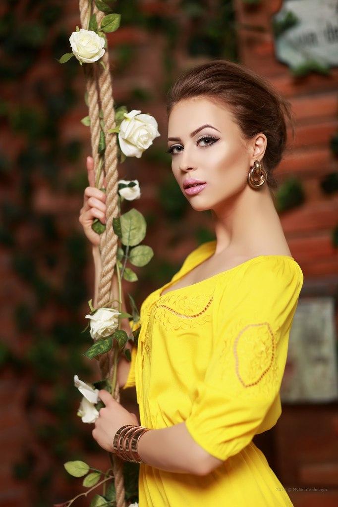 Виктория Маремуха модель