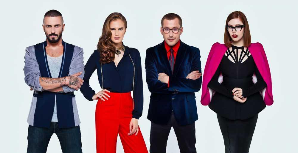 судьи супермодель по украински 1 сезон