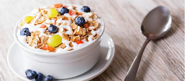диетичный завтрак