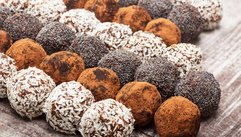 6 рецептов белковых шариков