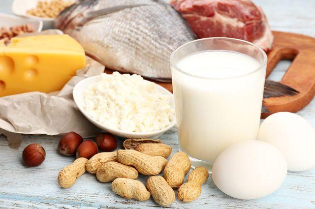 молочный белок