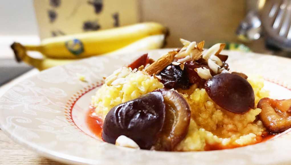 рецепт завтрака пшенная каша