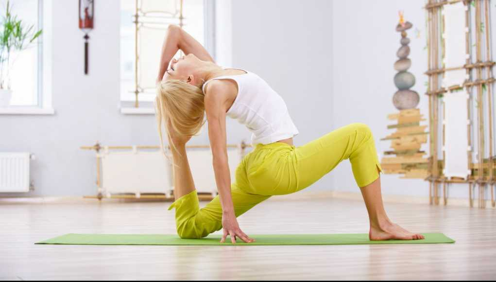 Лучщие позы для йоги