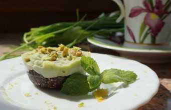 полезные десерты тарталетки с кремом