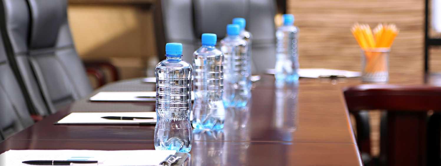 пейте воду на работе