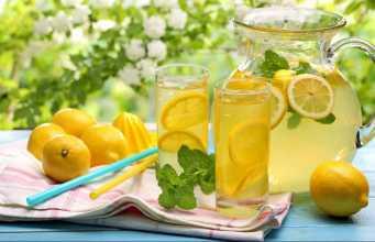 зачем пить воду с лимном