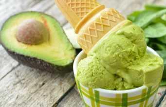 4 рецепта десертов из авокадо