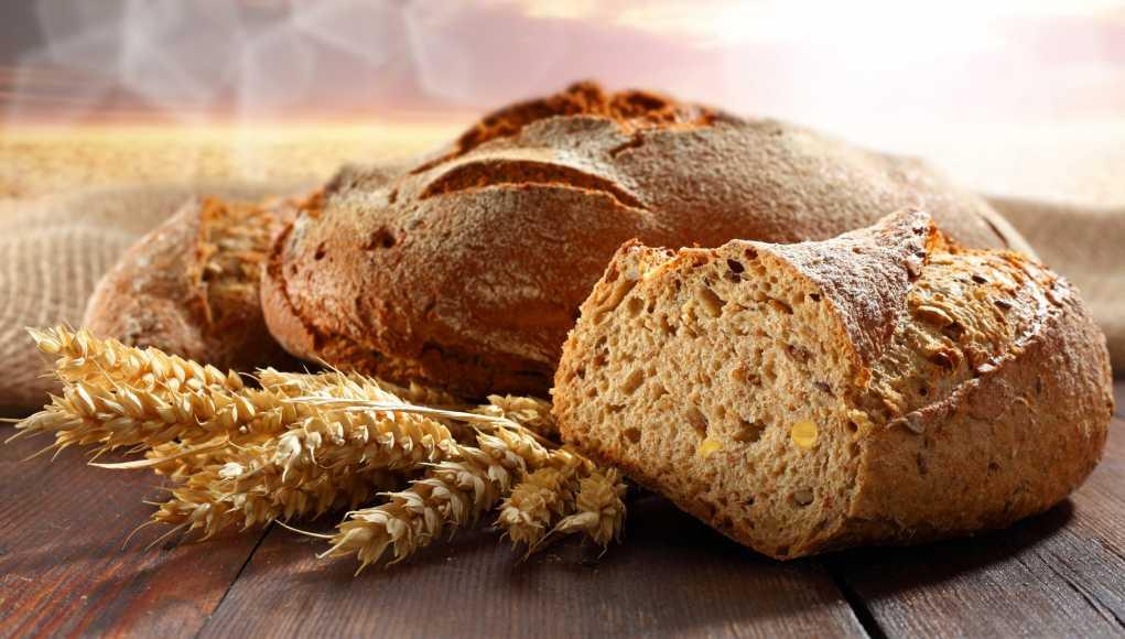 как есть хлеб и не поправиться