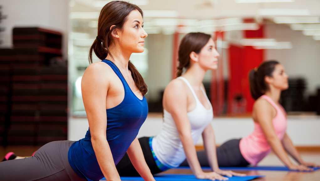преимущества горячей йоги