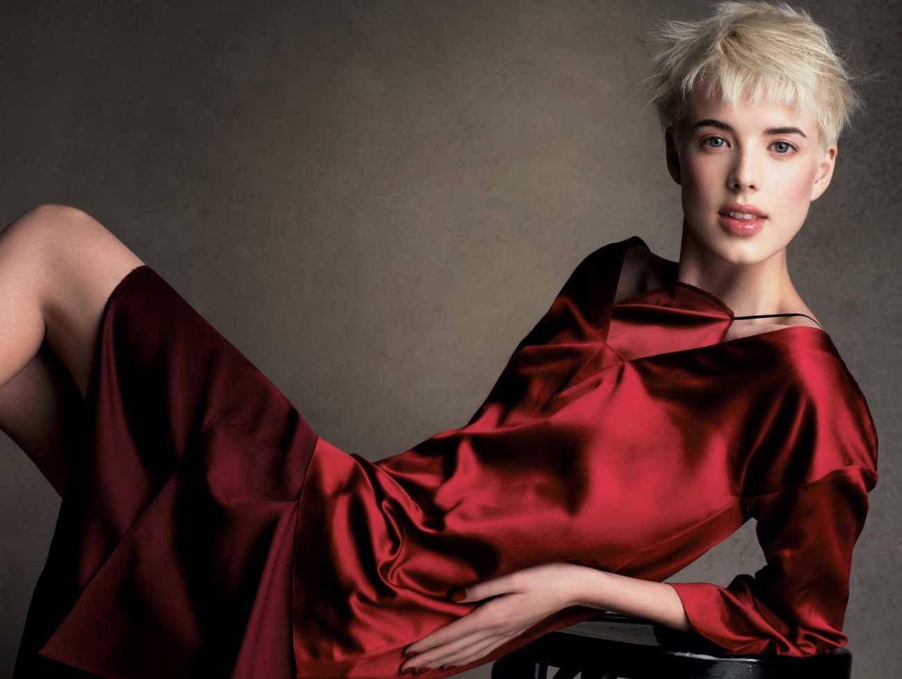 Смотреть Агнесс Дейн биография и лучшие фото модели видео