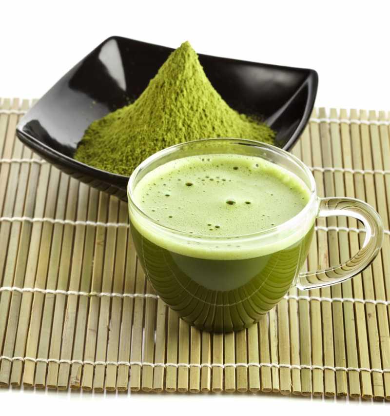 чай маття полезные свойства