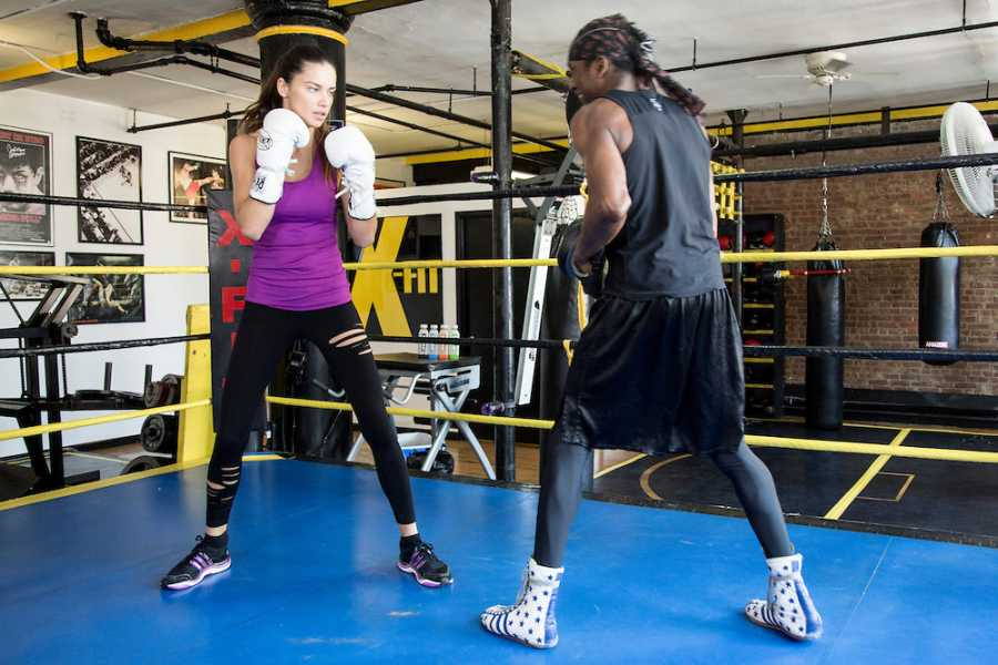 как худеть с помощью бокса