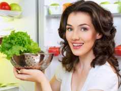 какие здоровые продукты должны быть в холодильнике