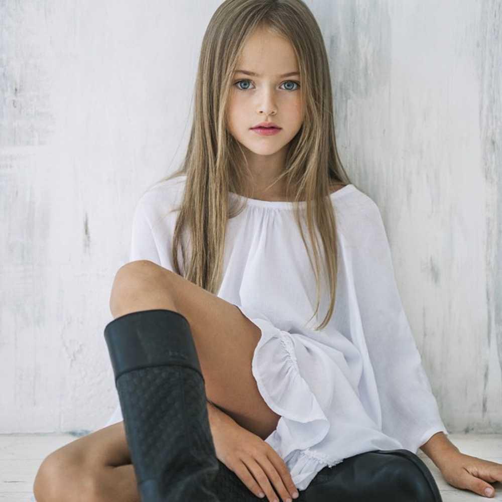 Кристина Пименова фотомодель