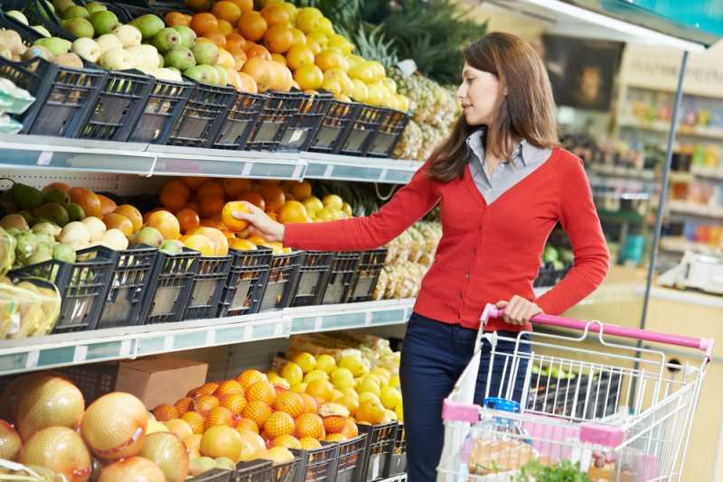 правила покупок в супермаркете