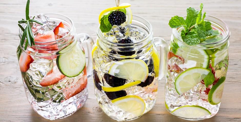 рецепт фруктовой воды