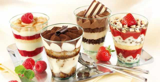рецепты полезных десертов