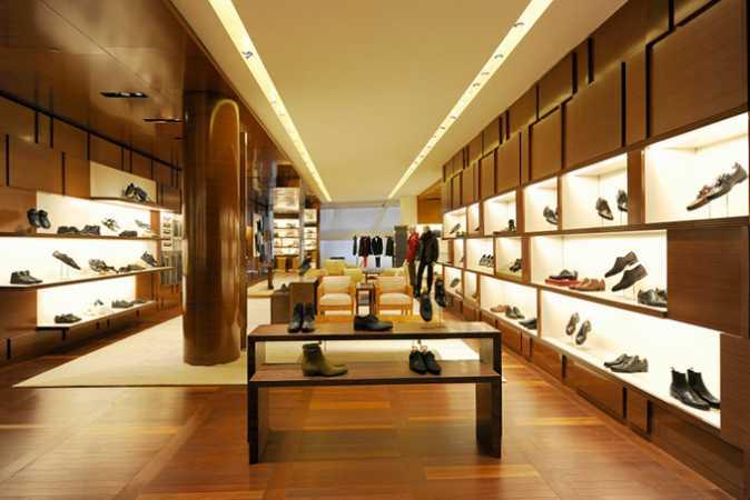 louis vuitton бутик в Сингапуре
