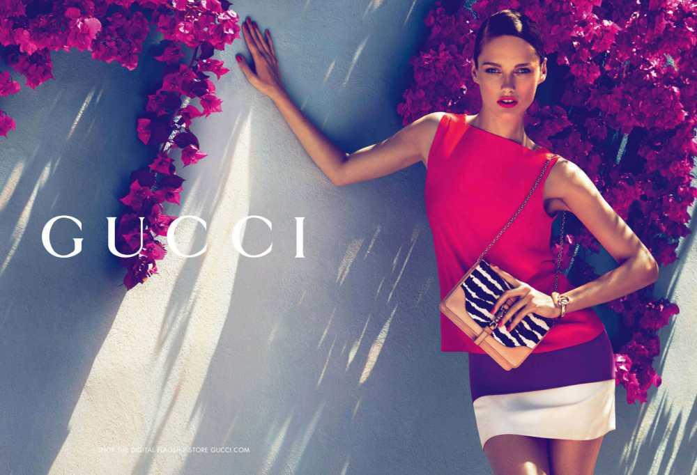Gucci модели