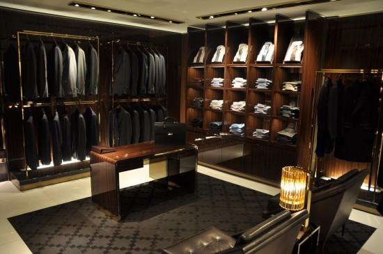 Gucci мужской магазин